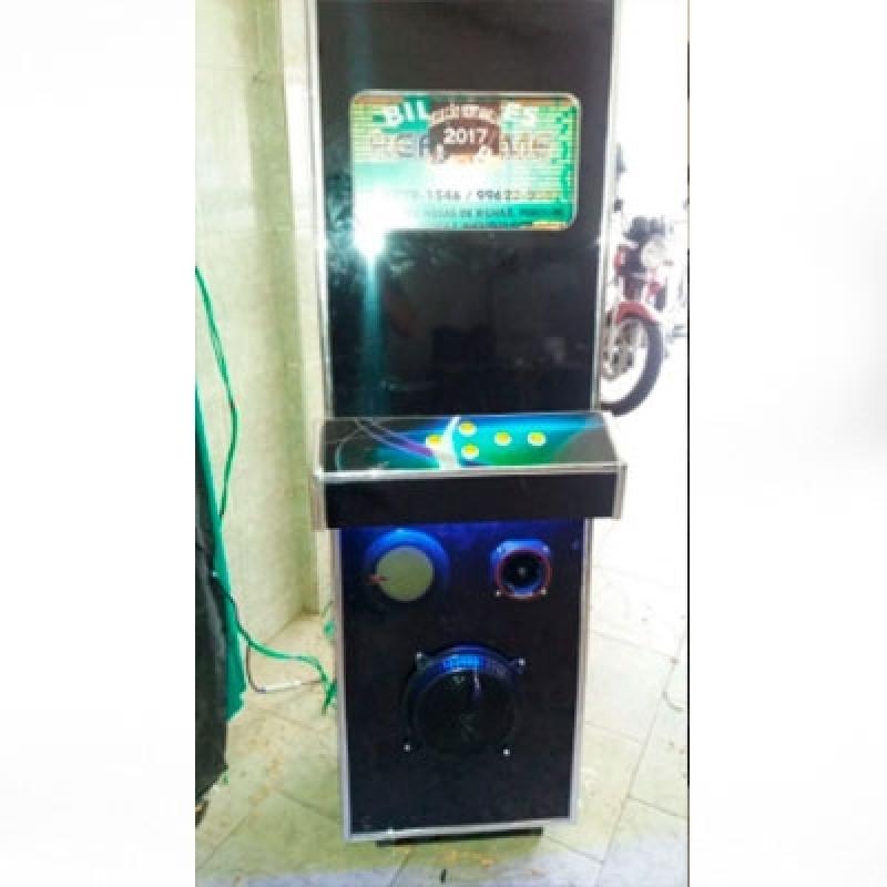 Fabricação de Jukebox Caseiro Água Funda - Jukebox Original