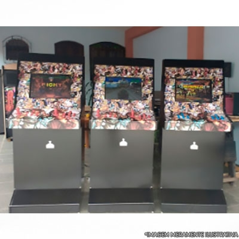 Fliperama Arcade Vila Formosa - Arcade Fliperama