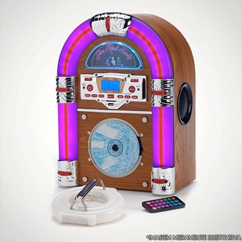 Locação de Jukebox Original Juquitiba - Jukebox Grande