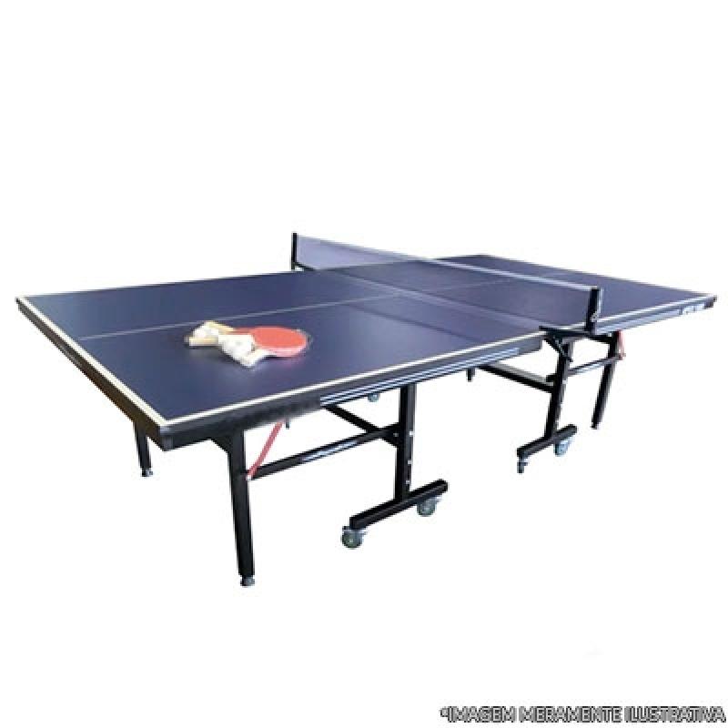 Mesa de Ping Pong Profissional Orçar Vila Morumbi - Mesa Oficial de Ping Pong