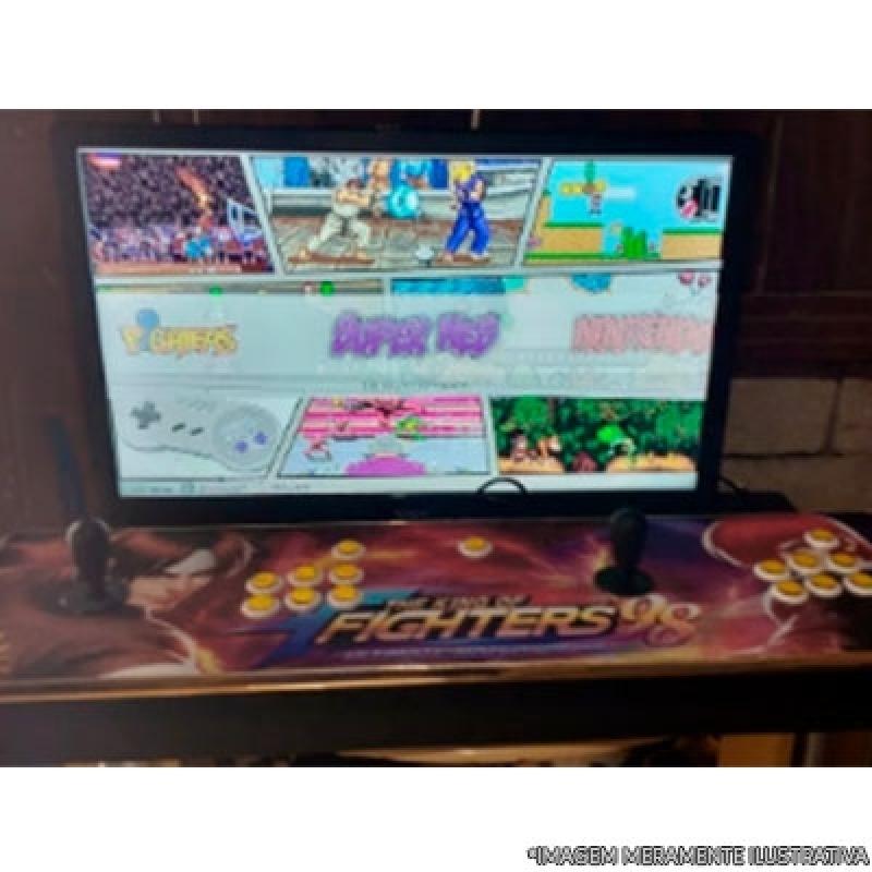 Orçar Arcade Fliperama Portátil Recreio dos Bandeirantes - Fliperama