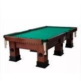 mesa de bilhar com gaveta valor Vila Morumbi