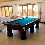 mesa de bilhar de gaveta Vila Mariana