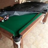 mesa de bilhar para bar Santa Isabel