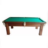 mesa de bilhar semi profissional valor Petrópolis