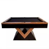 mesa de bilhar semi profissional Vila Carrão