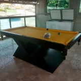 mesa de bilhar São Caetano