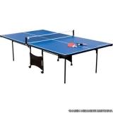 mesa de ping pong completa São Caetano