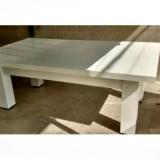 mesa de bilhar com tampo