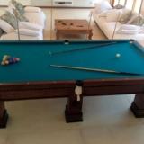 mesa de bilhar profissional