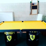 mesas de bilhar Jockey Clube