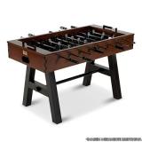 mesas de pebolim com ferro embutido Parelheiros