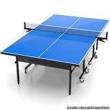 preço de mesa de ping pong com rodinha Vila Mariana