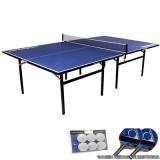 preço de mesa profissional de ping pong Grajau